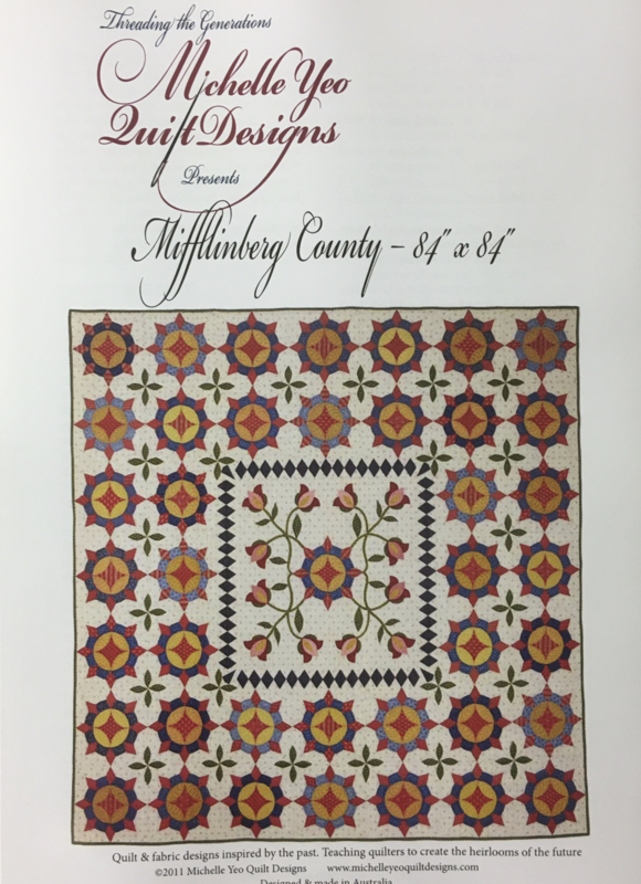 Mifflinberg County by Michelle Yeo