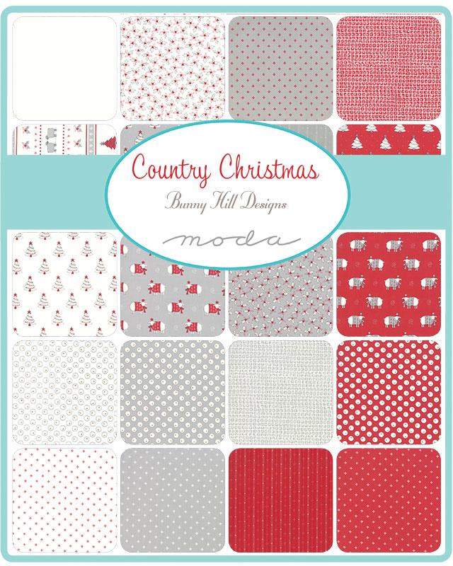 Country Christmas by Bunny Hill