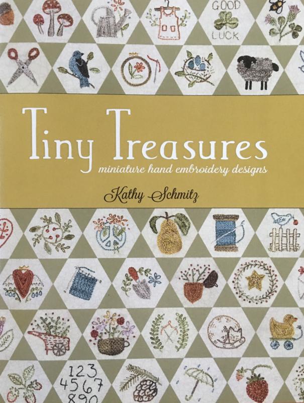 Tiny Treasures by Kathy Schmitz