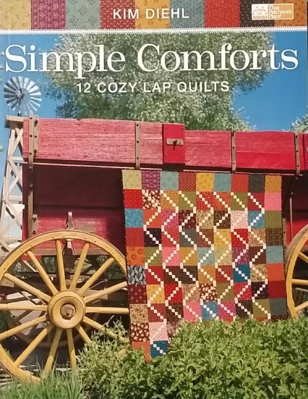 Simple Comforts by KimDiehl