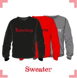 Sweater uni - Lewedorp Hooligan