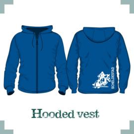 Hooded vest uni - rsv de Scheldestad