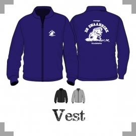Vest uni - Manege de Zwaanhoek
