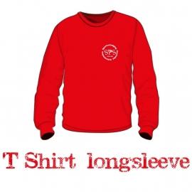 T-Shirt longsleeve uni - SPS Poortvliet