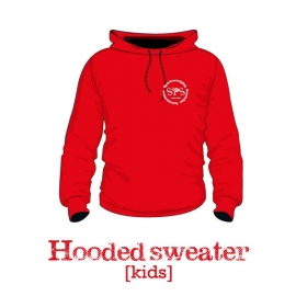 Hooded Sweater kids - SPS Poortvliet