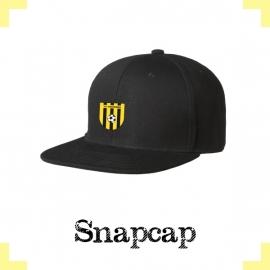 Snap Flat Cap - vv Kruiningen