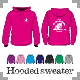 Hooded Sweater uni - Manege de Zwaanhoek