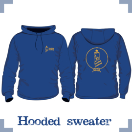 Hooded Sweater uni  - Scouting Oostburg