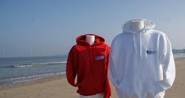 Hooded Sweater uni - Kustmarathon