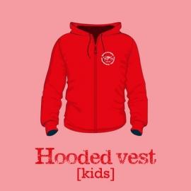 Hooded vest kids - SPS Poortvliet