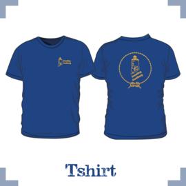 T-Shirt uni - Scouting Oostburg