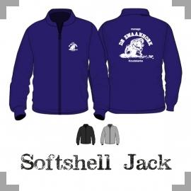 Softshell jack uni  - Manege de Zwaanhoek