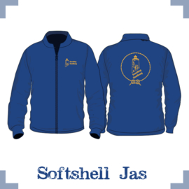 Softshell jack uni - Scouting Oostburg