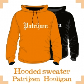 Hooded Sweater uni - Patrijzen hooligan