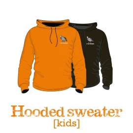 Hooded Sweater kids - Patrijzen