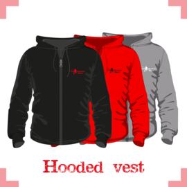 Hooded vest uni - Lebo
