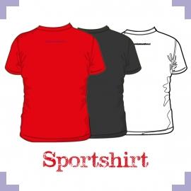 Sportshirt uni - Kustmarathon