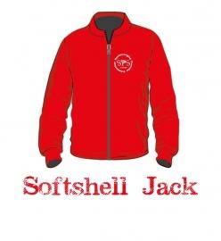 Softshell jack uni - SPS Poortvliet