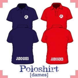 Polo dames - JudoGoes