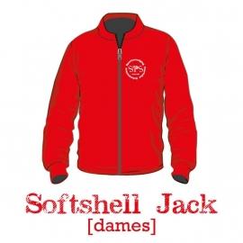Softshell jack dames - SPS Poortvliet