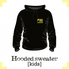 Hooded Sweater kids - ZV Scheldestroom