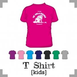T-Shirt kids  - Manege de Zwaanhoek