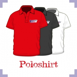 Poloshirt uni - Kustmarathon