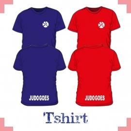 T-Shirt uni - JudoGoes
