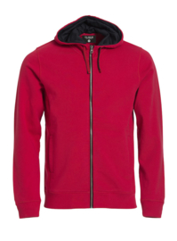Hooded Sweater classic full zip- Taekwondo Middelburg