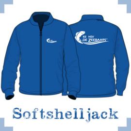 Softshell jack uni - HSV de Zeebaars