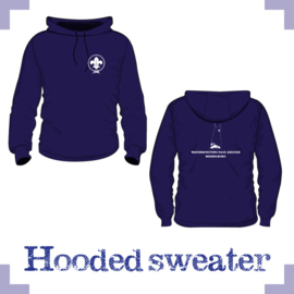 Hooded Sweater uni  - Waterscouting Paul Kruger