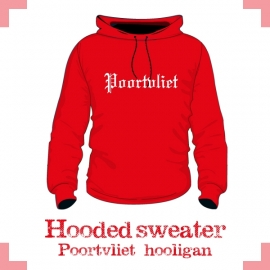 Hooded Sweater - SPS Poortvliet hooligan