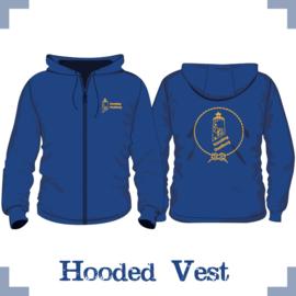 Hooded vest uni - Scouting Oostburg