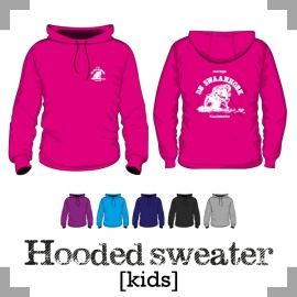 Hooded Sweater kids - Manege de Zwaanhoek