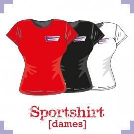 Sportshirt dames - Kustmarathon