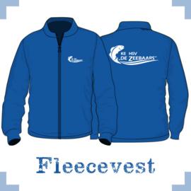 Fleece vest - HSV de Zeebaars