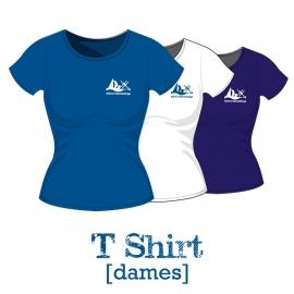 T-Shirt dames - WSV Oosterschelde