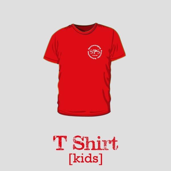 T-Shirt kids - SPS Poortvliet