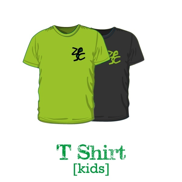 T-Shirt kids - Zesc