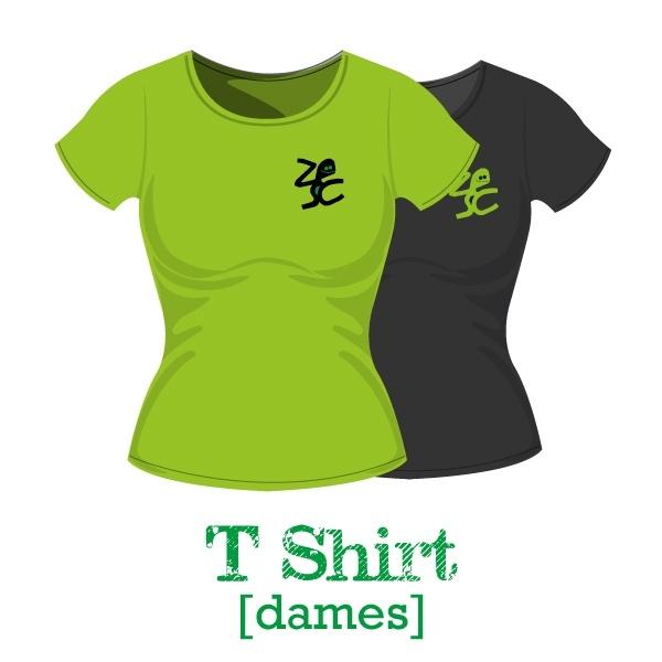 T-Shirt dames - Zesc