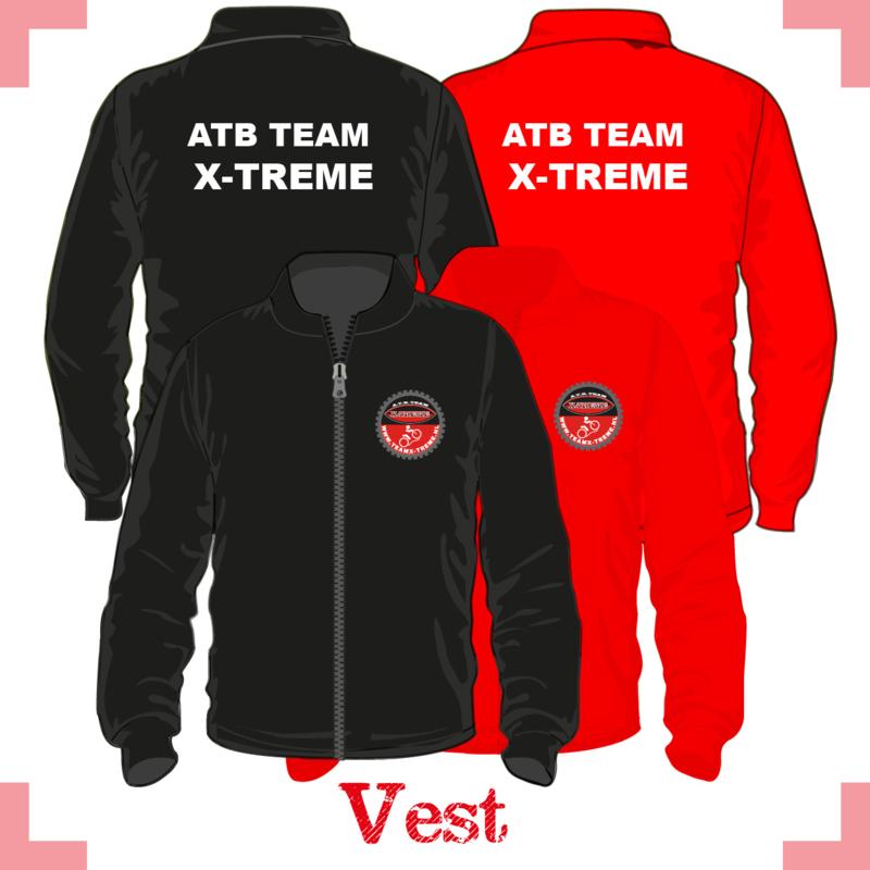 Vest dames - X-treme FAN