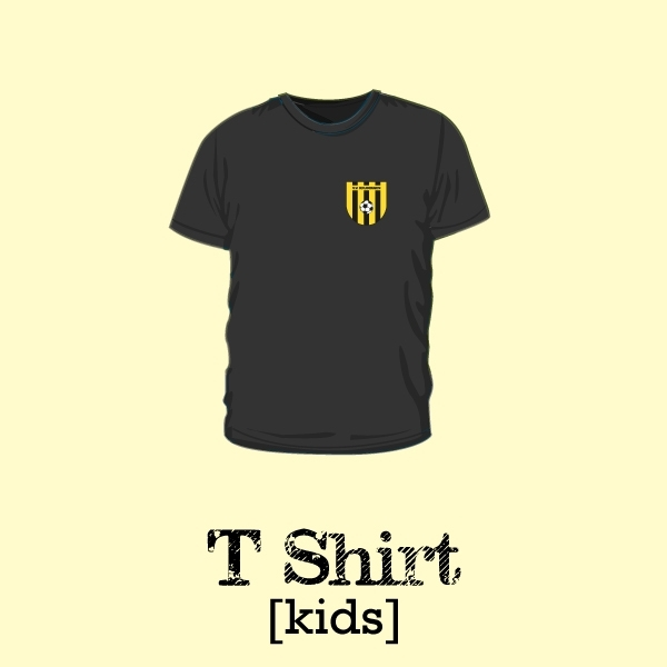 T-Shirt kids - vv Kruiningen