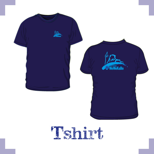 T-Shirt uni - Wewekabo