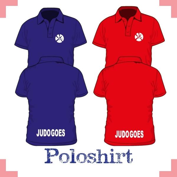Polo uni - JudoGoes