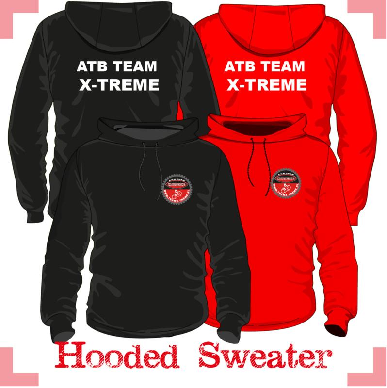 Hooded Sweater - X-treme FAN