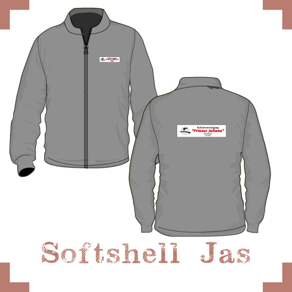 Softshell jack uni - Juliana