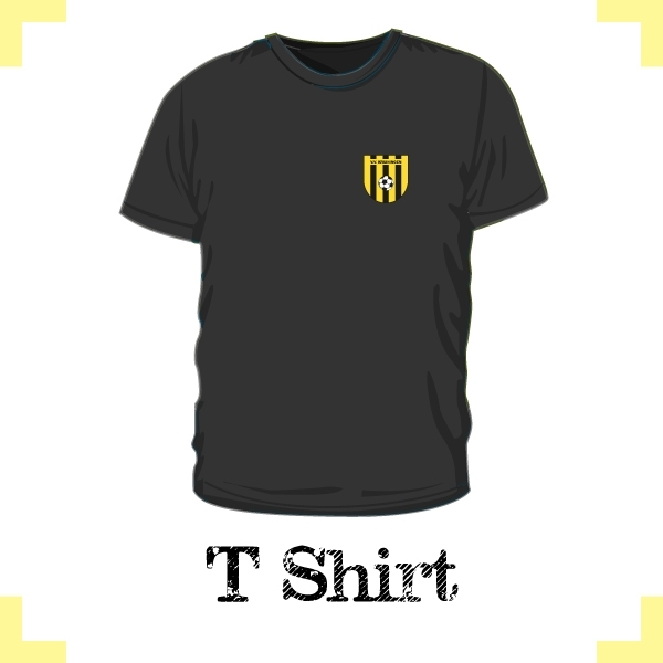 T-Shirt uni - vv Kruiningen