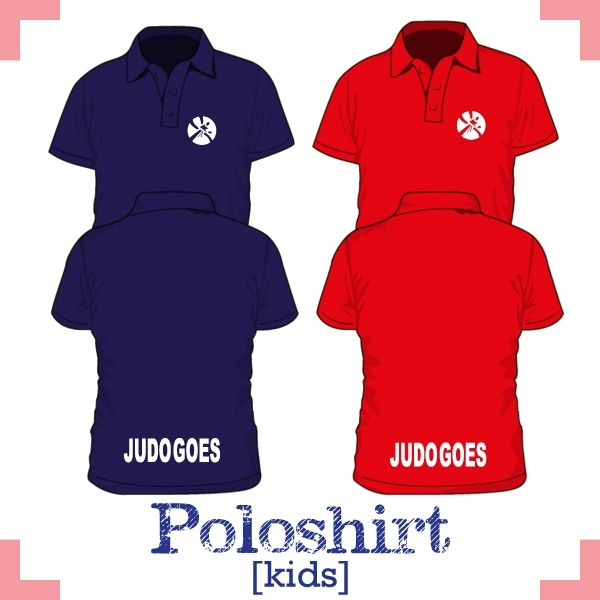 Polo kids - JudoGoes