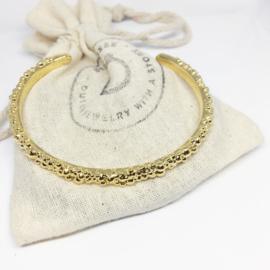 Bracelet - Branding gold