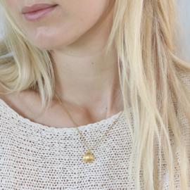Sealife heartshell gold